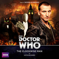 The Clockwise Man audiobook cover by Hisi79