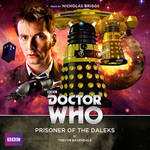 Prisoner of the Daleks audiobook cover