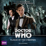 Plague of the Cybermen audiobook cover