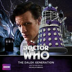 The Dalek Generation audiobook cover
