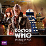 Engines of War audiobook cover