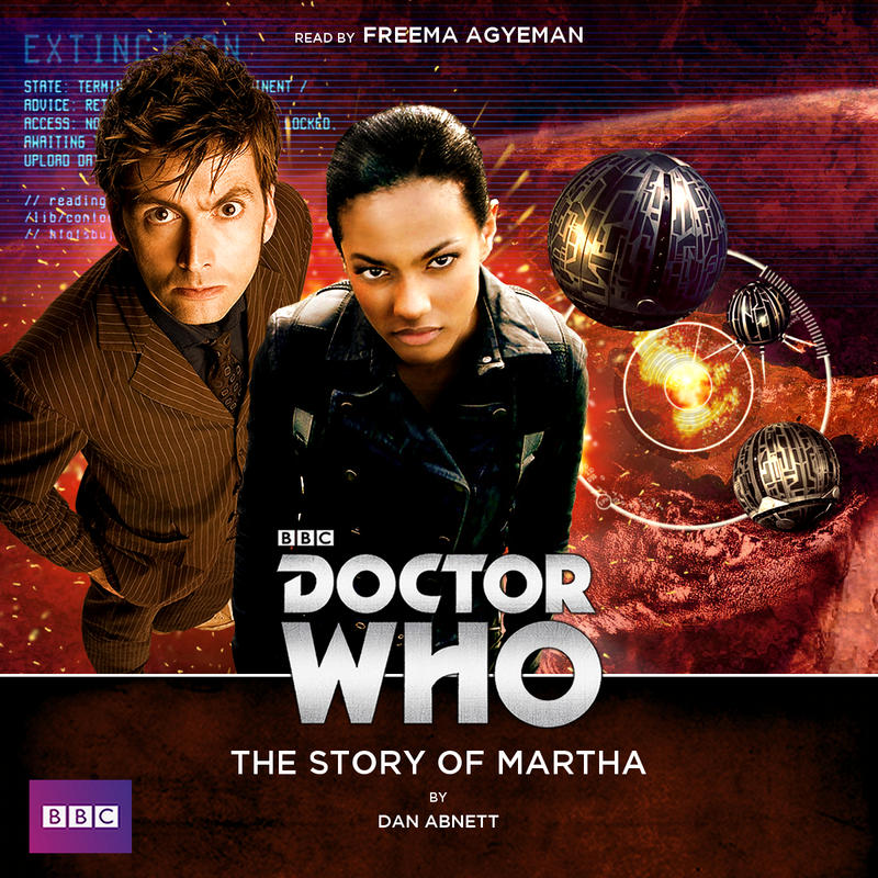 The Story of Martha audiobook cover by Hisi79 on DeviantArt