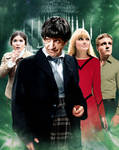 The Second Doctor and Friends #1