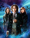 The Eighth Doctor and His Not-Quite Companions