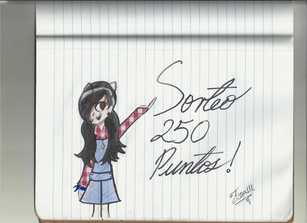 Sorteo 250 Puntos! by issa111