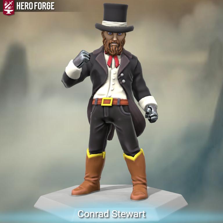 Conrad Stewart screenshot