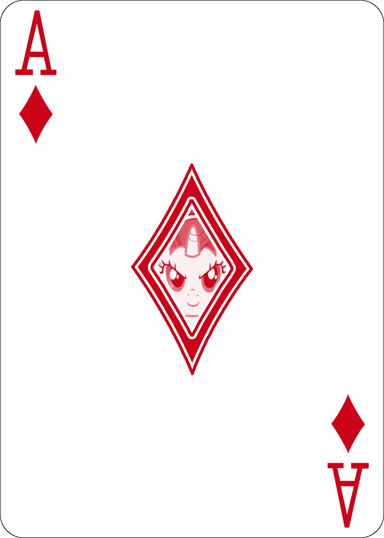 Ace Of Diamonds By Farvei On Deviantart