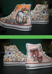 Monkey Shoes by Harpo-exe