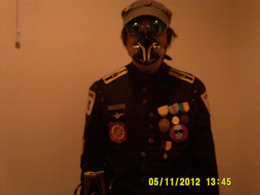 Updated Toy Soldier Uniform by Voltor07