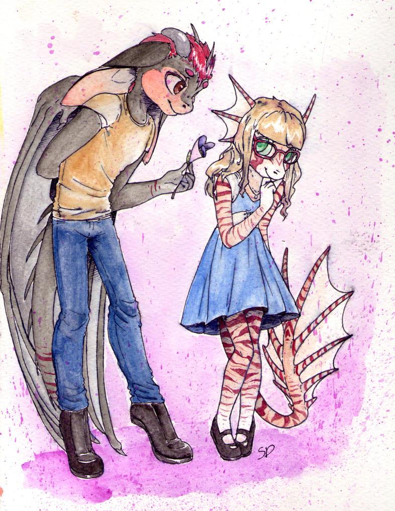 Innocence. by Spark-Dragon