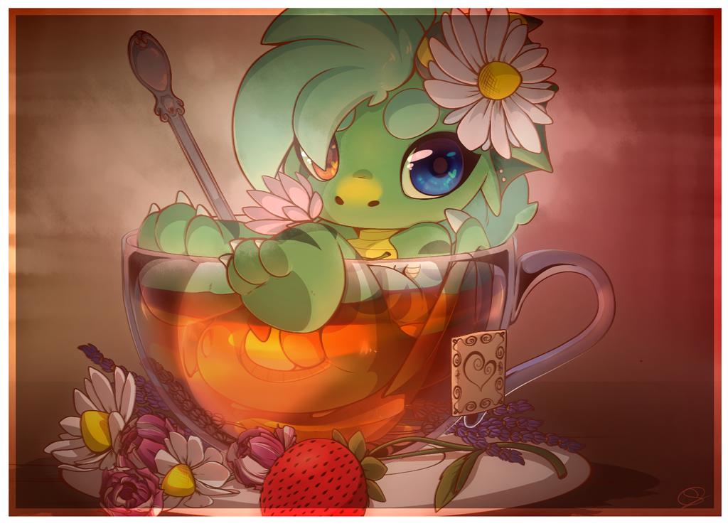 G. Teacup by Spark-Dragon