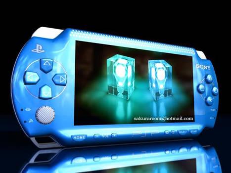 PSP - Blue in the dark