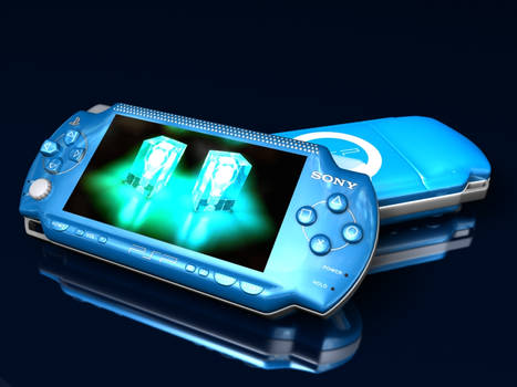 PSP - Blue in the dark II