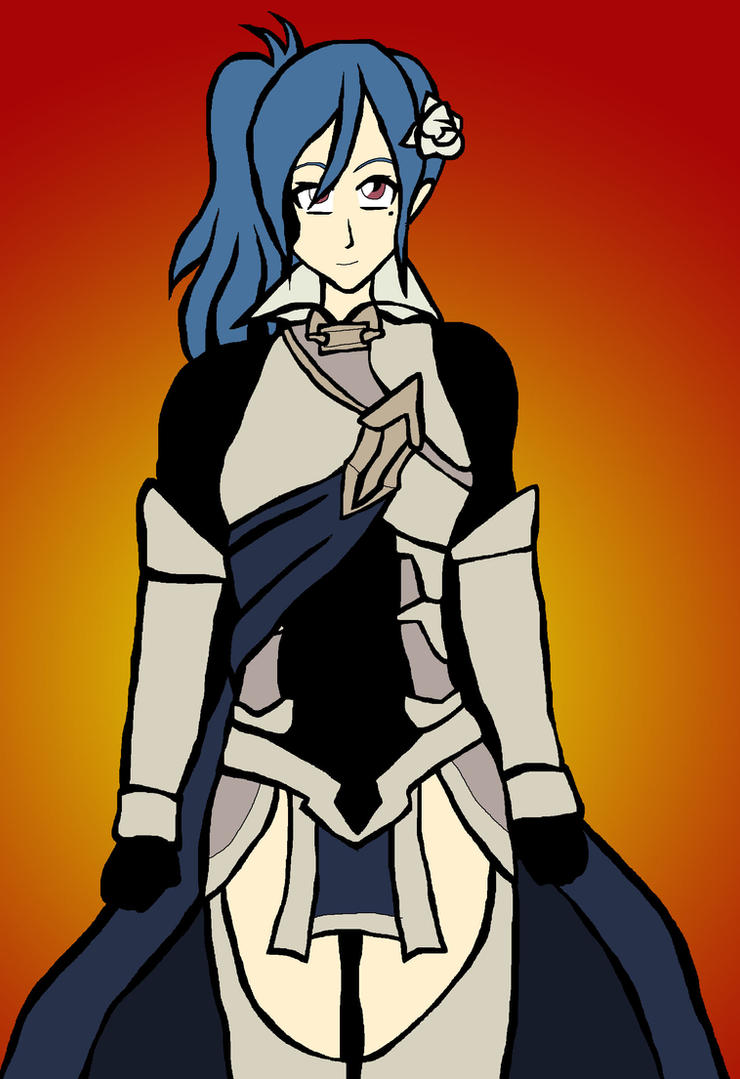 Marisa, Heroine of Fate by ssvineman