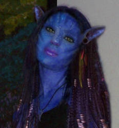 Avatar me by HomunculusLust