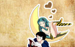 LamuXAtaru_Fly me to the moon