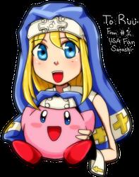For Ruu: #1 USA Fan! by Sanoshi