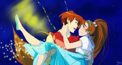 Heaven Isn't Too Far - Thumbelina Screenshot by Sanoshi