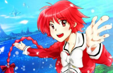 Welcome Back to Cephiro - Magic Knight Rayearth by Sanoshi