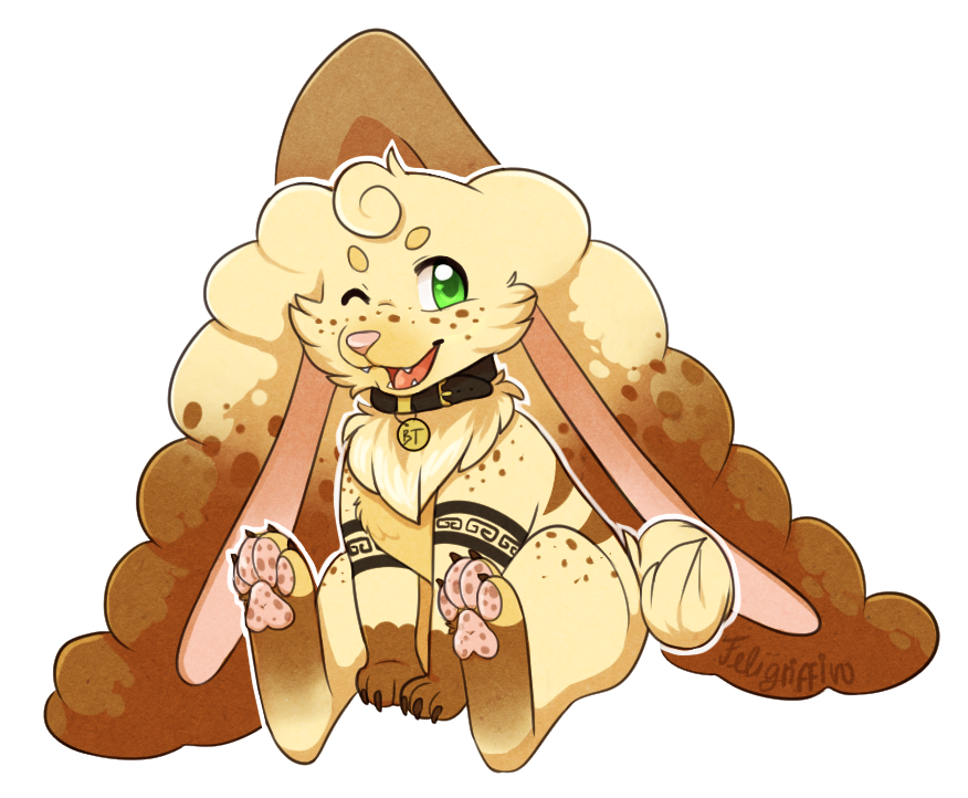 [SE] Toffee cheeb by Feligriffin