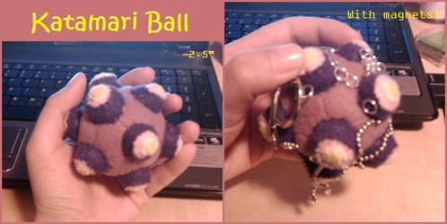 Magnetic Katamari Ball
