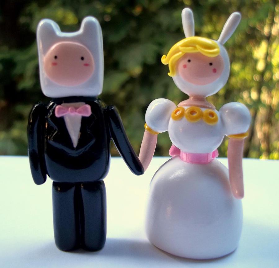 Adventure Time Wedding by ImSodaHyper