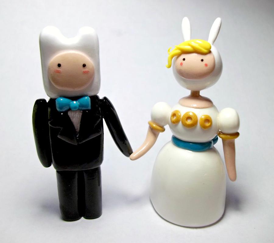 Adventure Time Wedding 2 by ImSodaHyper
