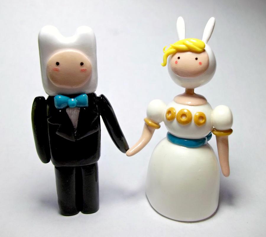 Adventure Time Wedding 2