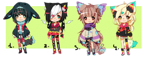 Adopt AUCTION 48 hours CLOSED 5
