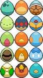 Starter Eggs by Maximus5432