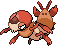 My First Fakemon Sprite by Maximus5432
