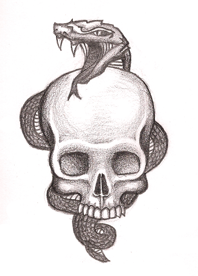 yılan dövme modelleri