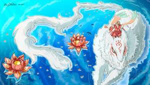 Natsume and Madara by Mayon-Walker