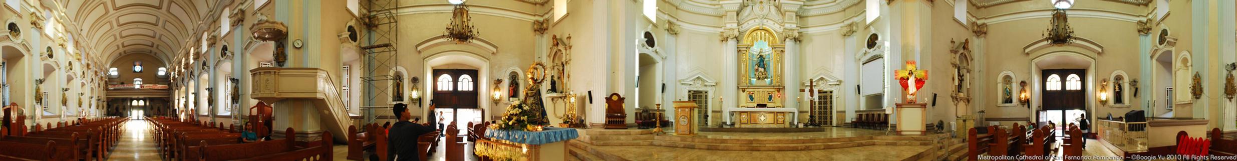 Metropolitan Cathedral by bogskiii