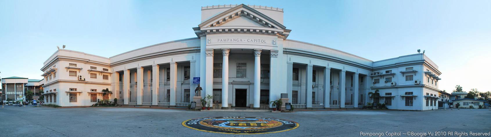 San Fernando Capitol