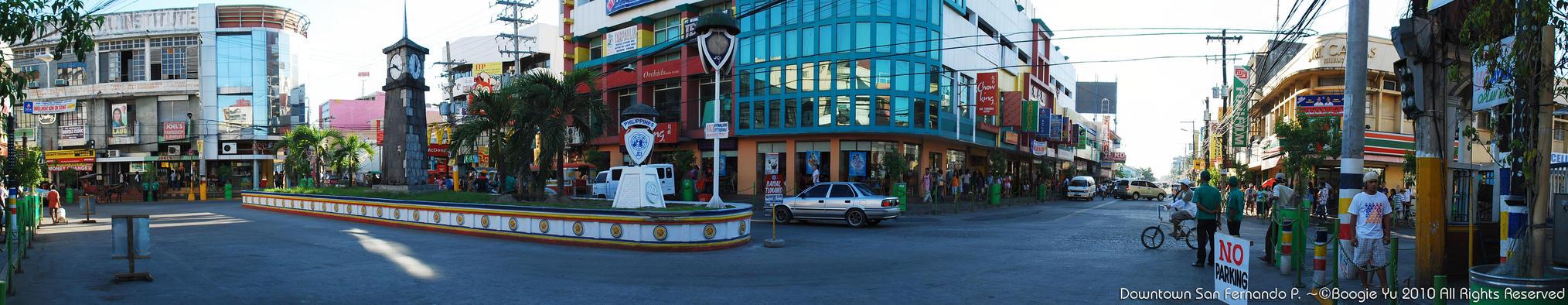 Downtown San Fernando.2 by bogskiii