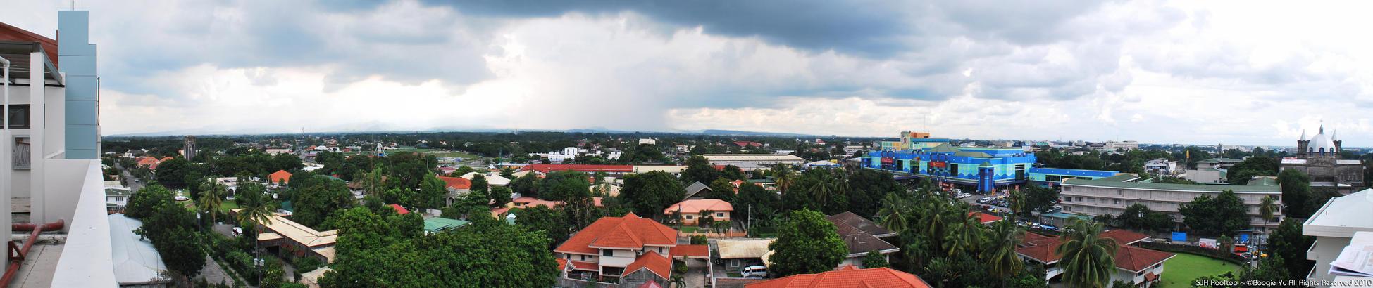 SJH Rooftop by bogskiii