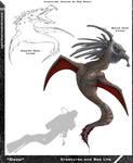 Sea Monster Concept Art