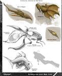 More Mutant Fish Concepts