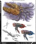 Deep Creature Concepts