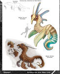 Deep Creature Concepts 2