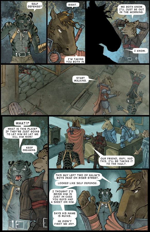 Chapt I, Page 7 Talis by Hyptosis