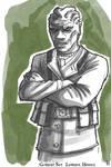 Gunnery-Sgt. Leander Hodges