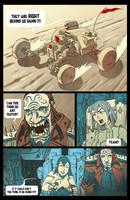 The Blast Car by Hyptosis