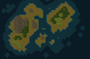 Map Tileset by Hyptosis