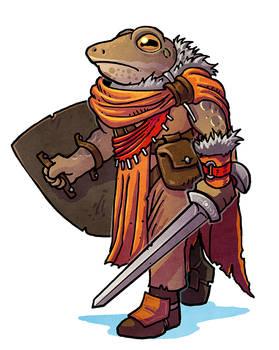 Frog Warrior 1