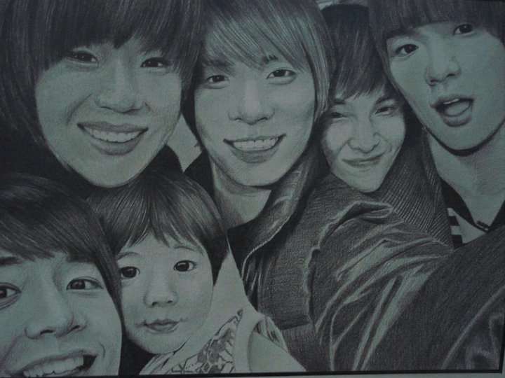SHINee by DENITSED