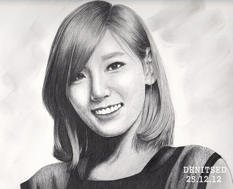 SNSD Taeyeon by DENITSED