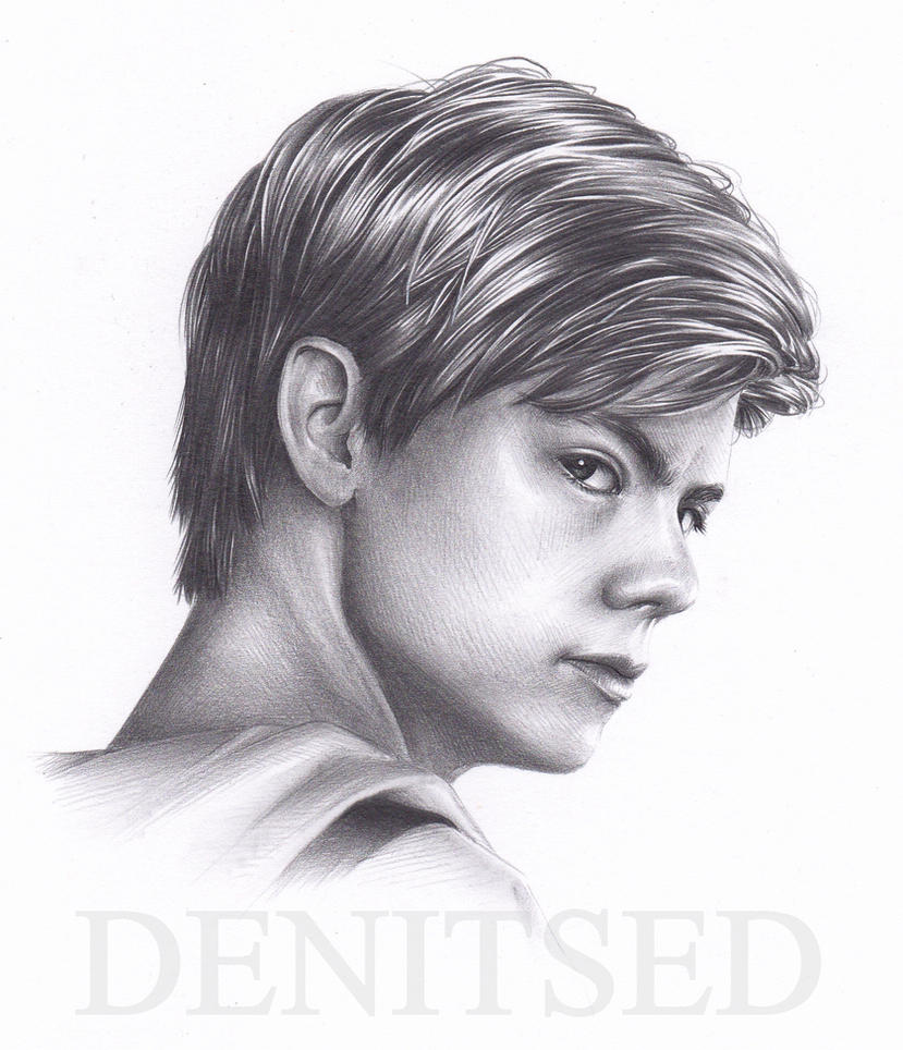 NEWT [Maze Runner] by DENITSED