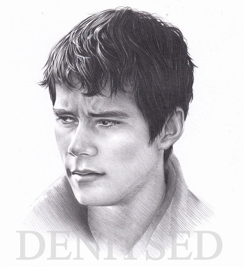 Thomas [Maze Runner] by DENITSED